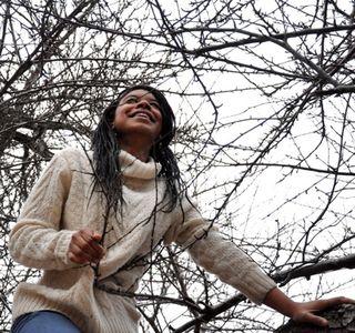 Nia Shima-Franklin and sky sm