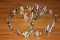Peace Cranes Sign_Sabreena Britt 3